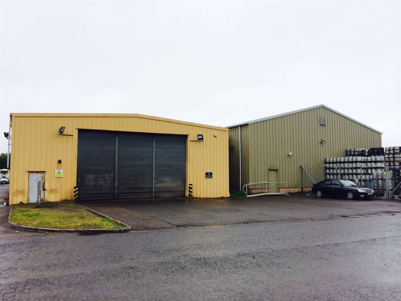 Industrial and logistics Dunbar, EH42 1RS - Belhaven Brewery Site - 2531