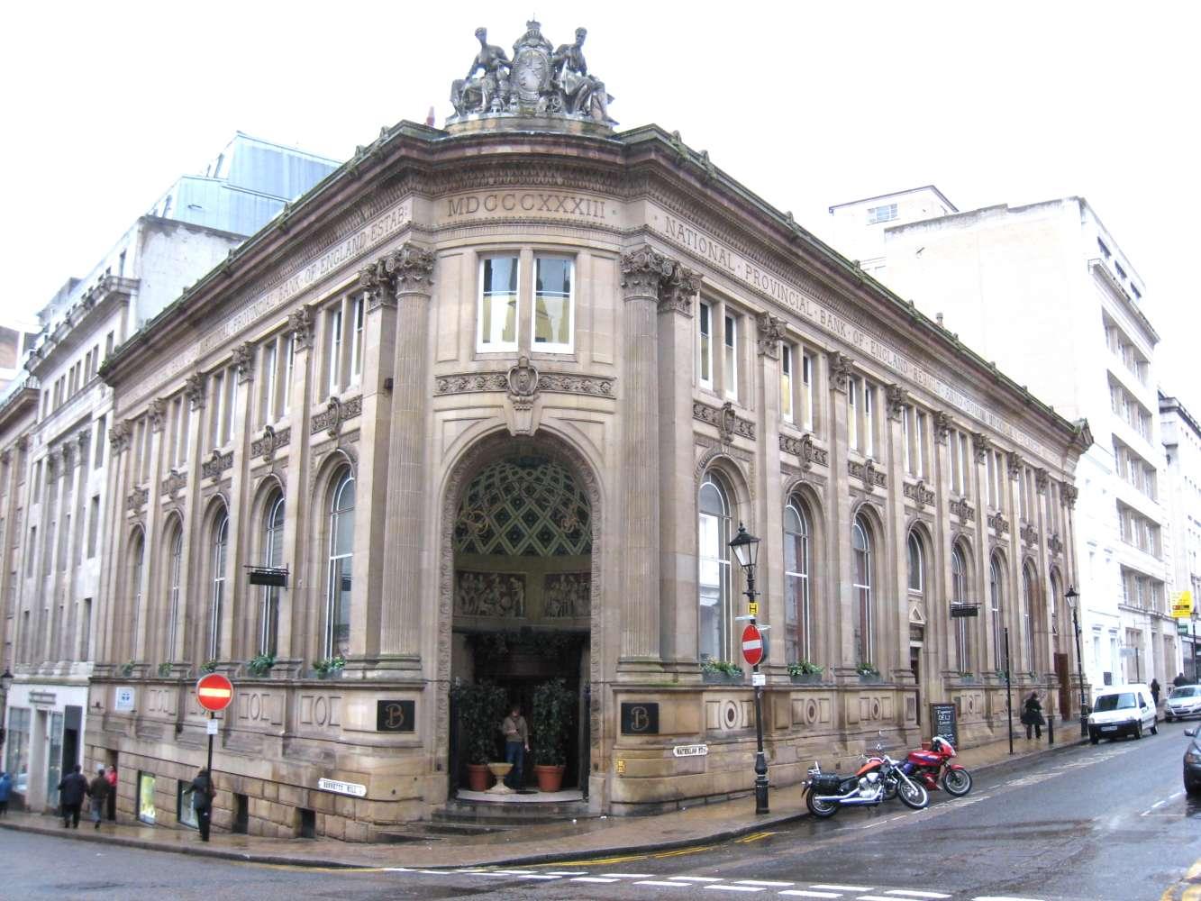 Office Birmingham, B2 5TB - 11 Waterloo Street - 1266