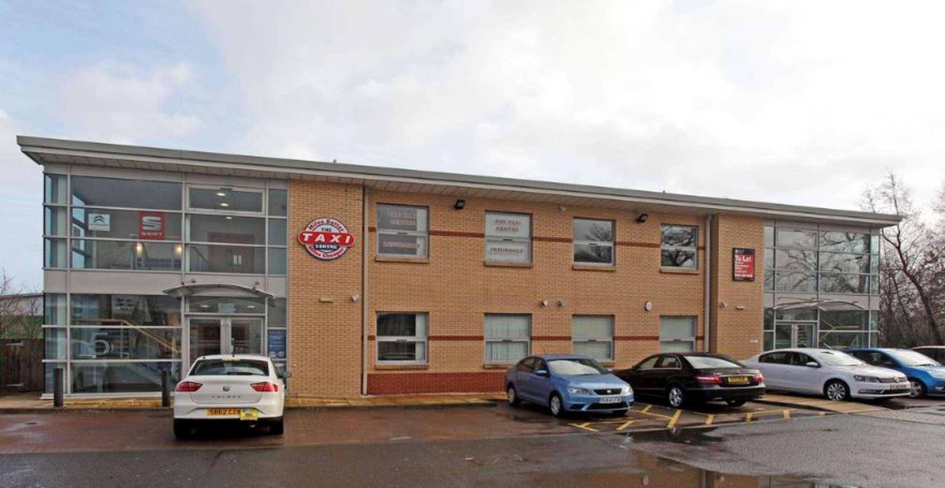 Offices Glasgow, PA3 2AY - Pavilion 4, Glasgow Airport Business Park - 1