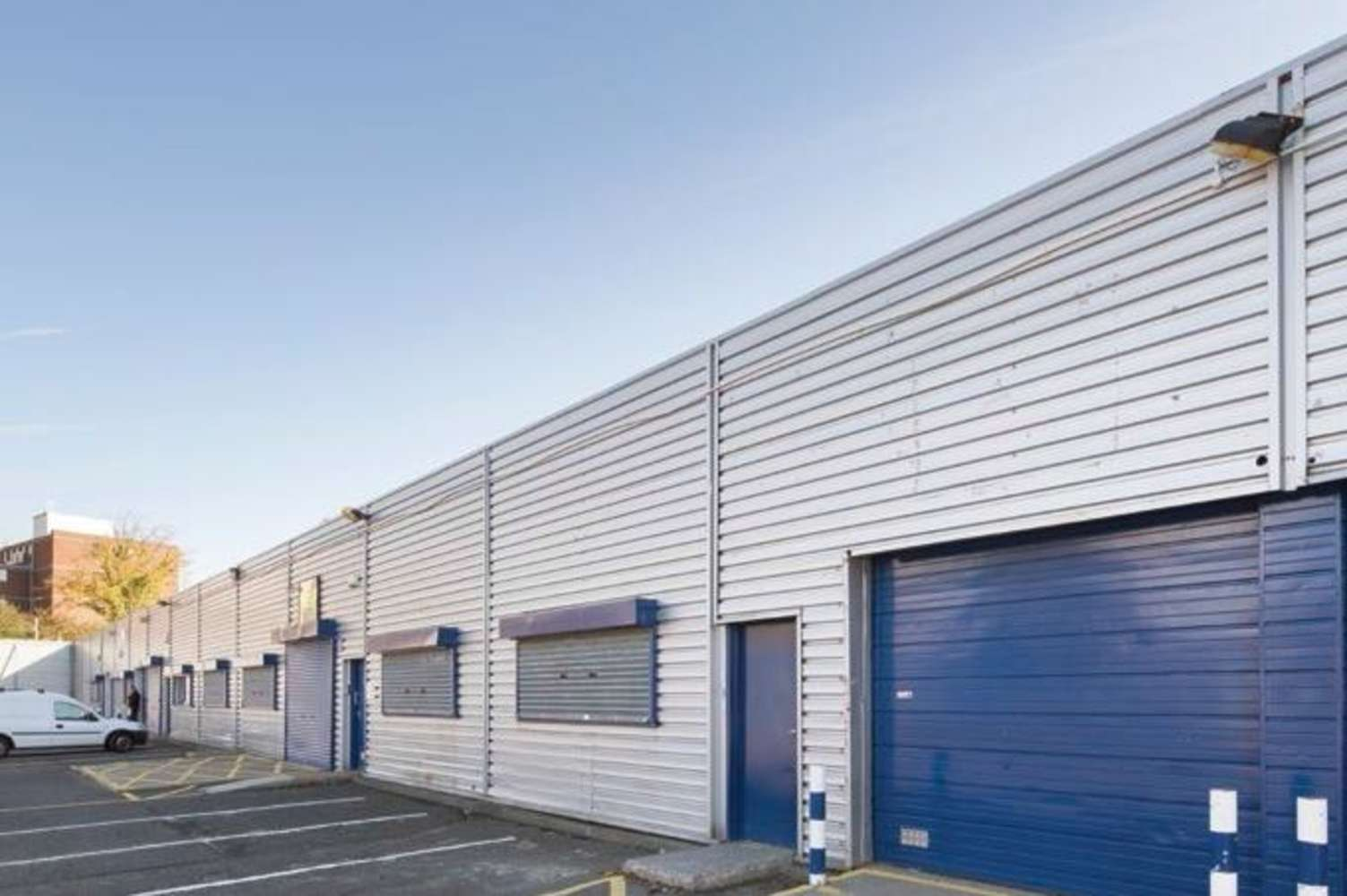 Industrial and logistics Clydebank, G81 2DR - Fleming Court - 16926