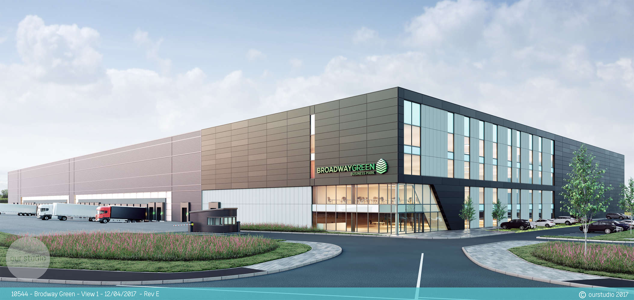 Industrial Oldham, M24 1QN - Broadway Green Business Park - 38442