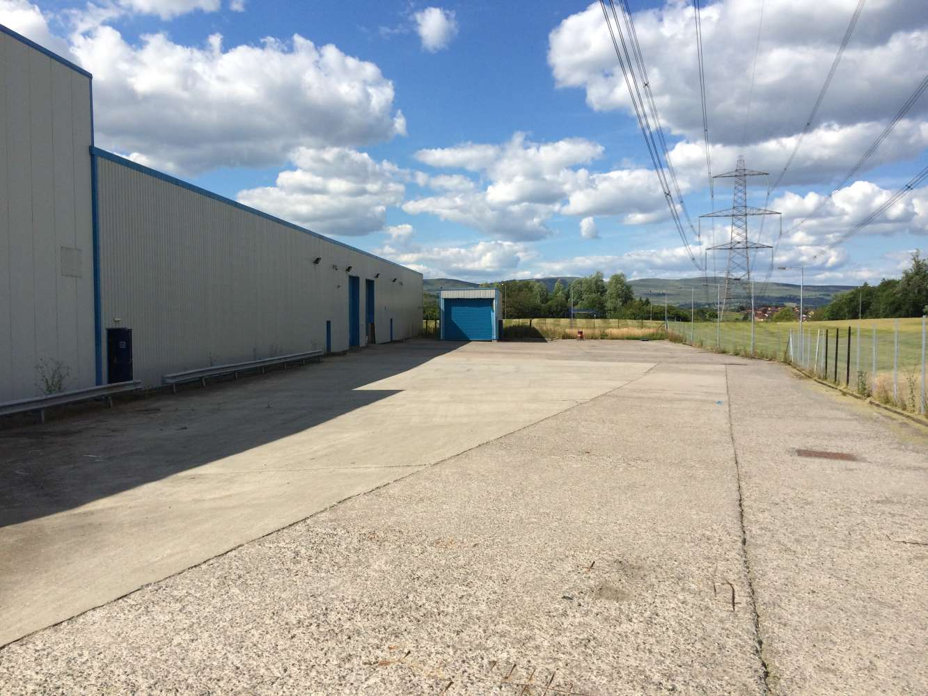 Industrial Cumbernauld, G68 9HQ - 1 Grayshill Road - 0542