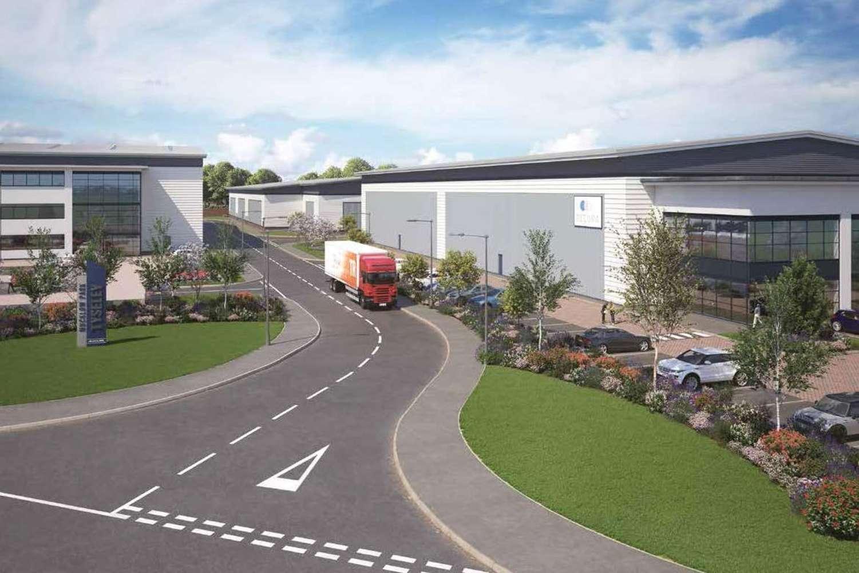 Industrial Birmingham, B11 3DA - Mucklow Park - 0001