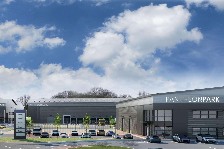 Industrial and logistics Wolverhampton, WV11 3DR - Pantheon Park - 1