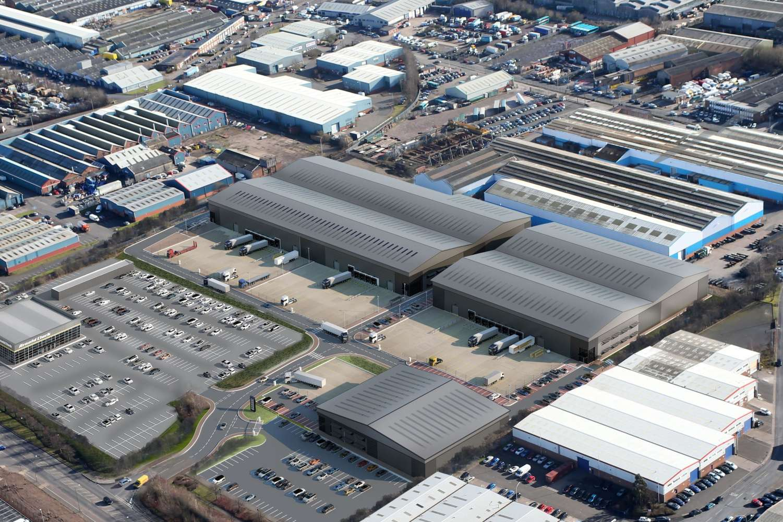 Industrial and logistics Wolverhampton, WV11 3DR - Pantheon Park - 3