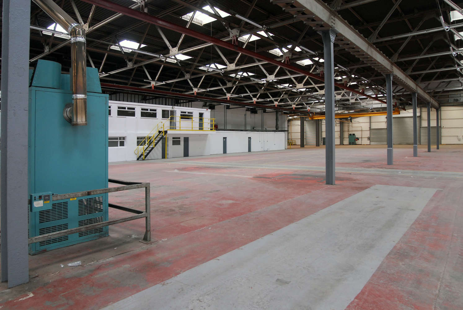 Industrial Warrington,  WA5 0NG - Unit 1 Folly Lane - 16