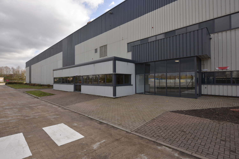 Industrial Manchester, M24 2SJ - Tectonic - 3714