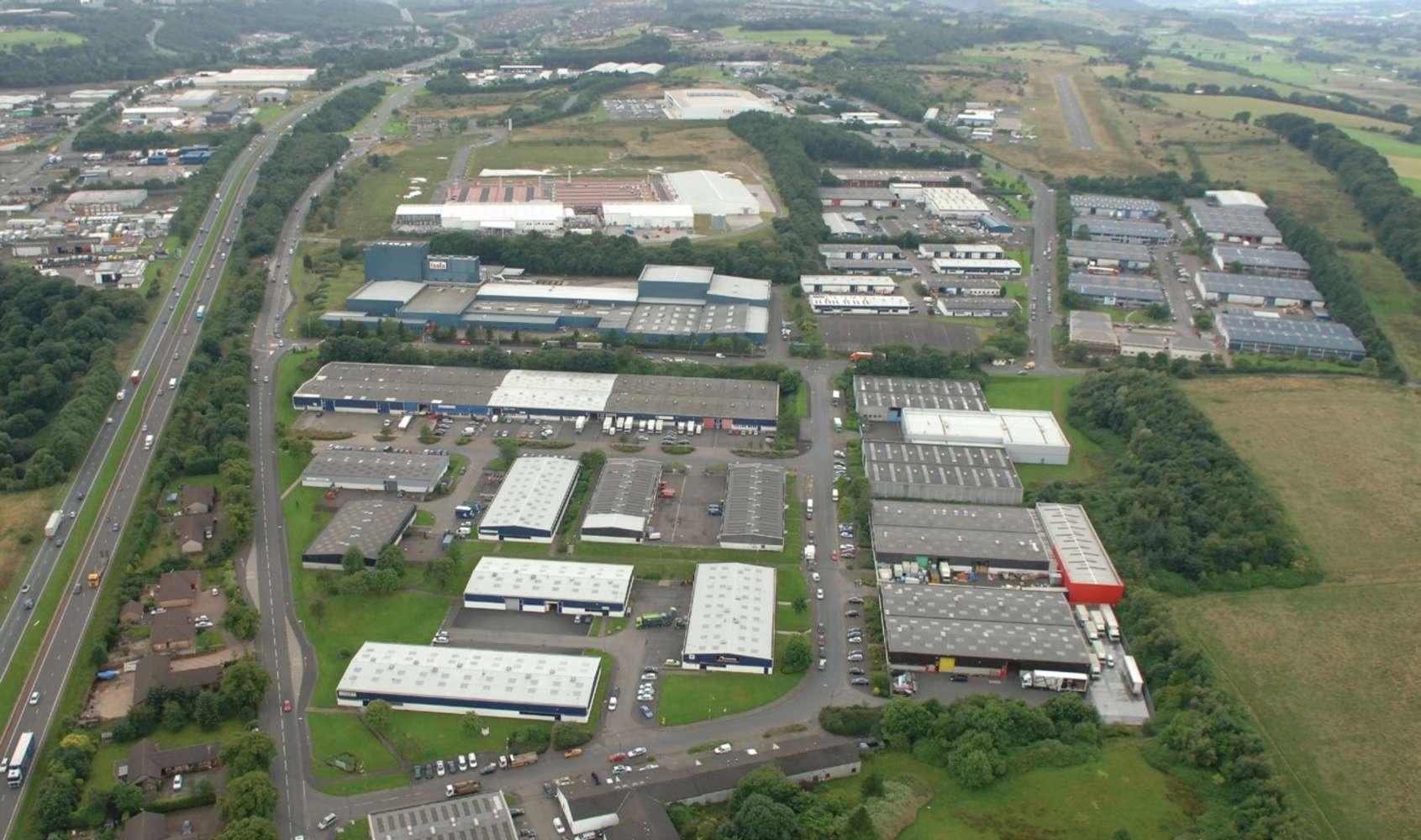 Industrial and logistics Cumbernauld, G68 0LW - Napier Place, Wardpark - 7512