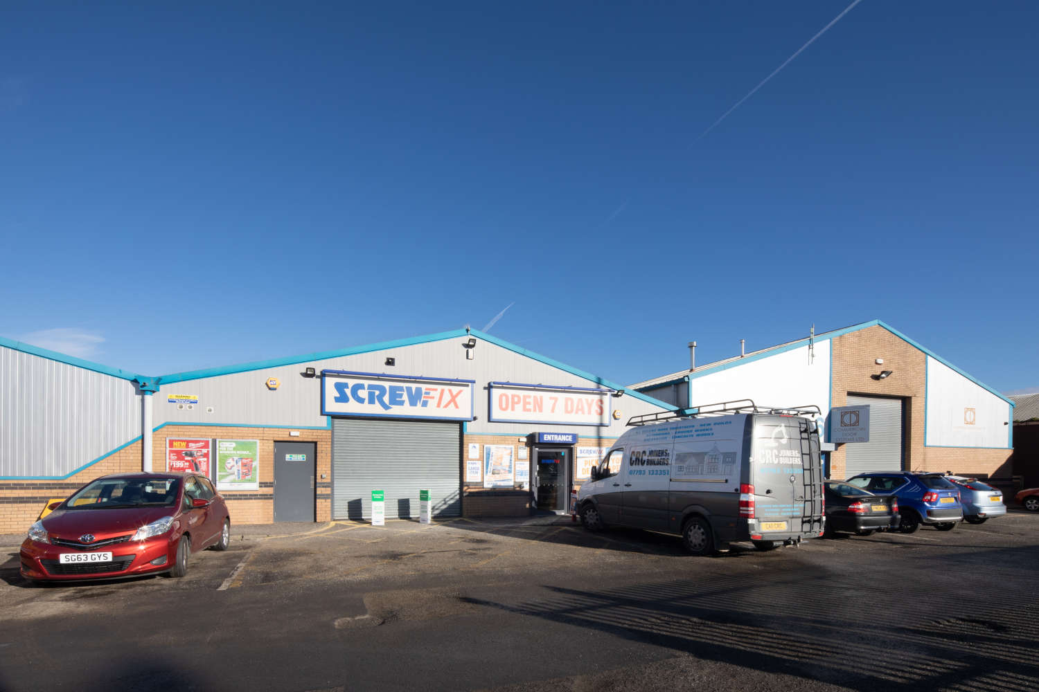 Industrial and logistics Dumbarton, G82 2RE - Broadmeadow Trading Estate - 2
