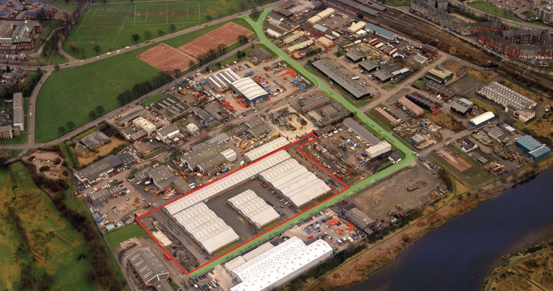 Industrial and logistics Dumbarton, G82 2RE - Broadmeadow Trading Estate - 7917