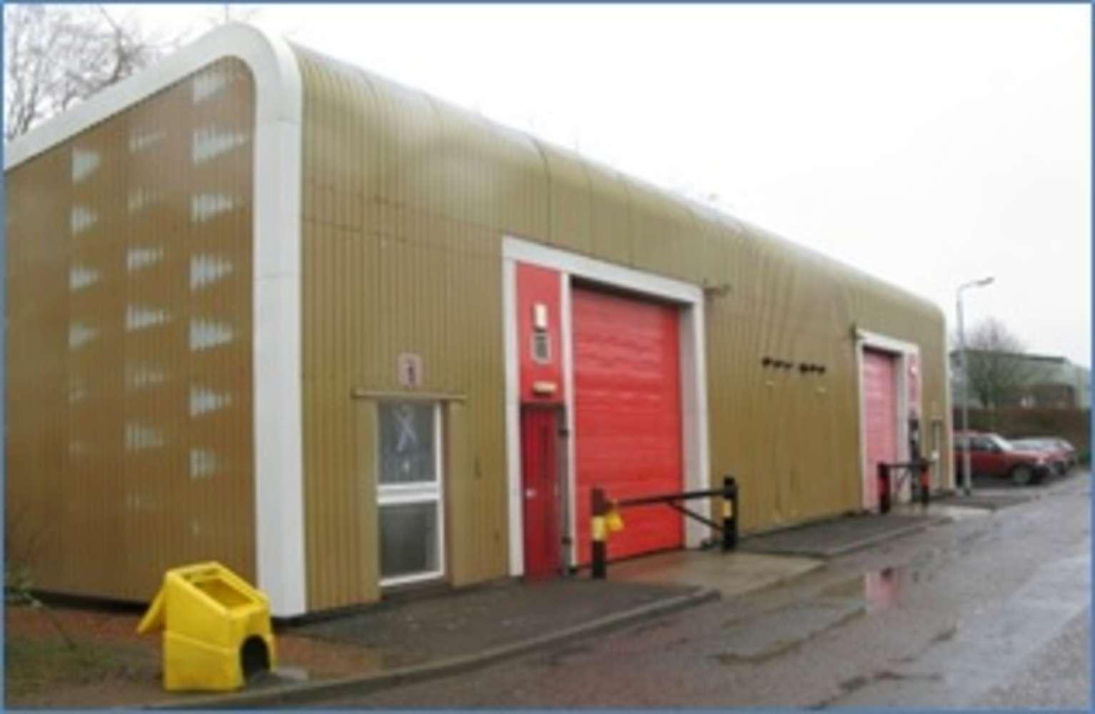 Industrial and logistics Lanark, ML11 7SR - Caldwellside Industrial Estate - 1