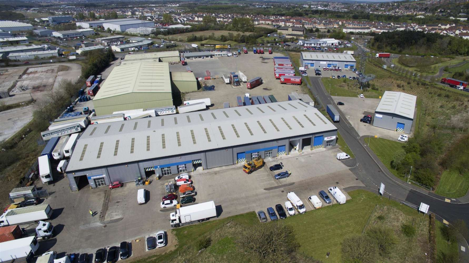 Industrial and logistics Bathgate, EH48 2EQ - Unit 6 Easter Inch Park - 2016