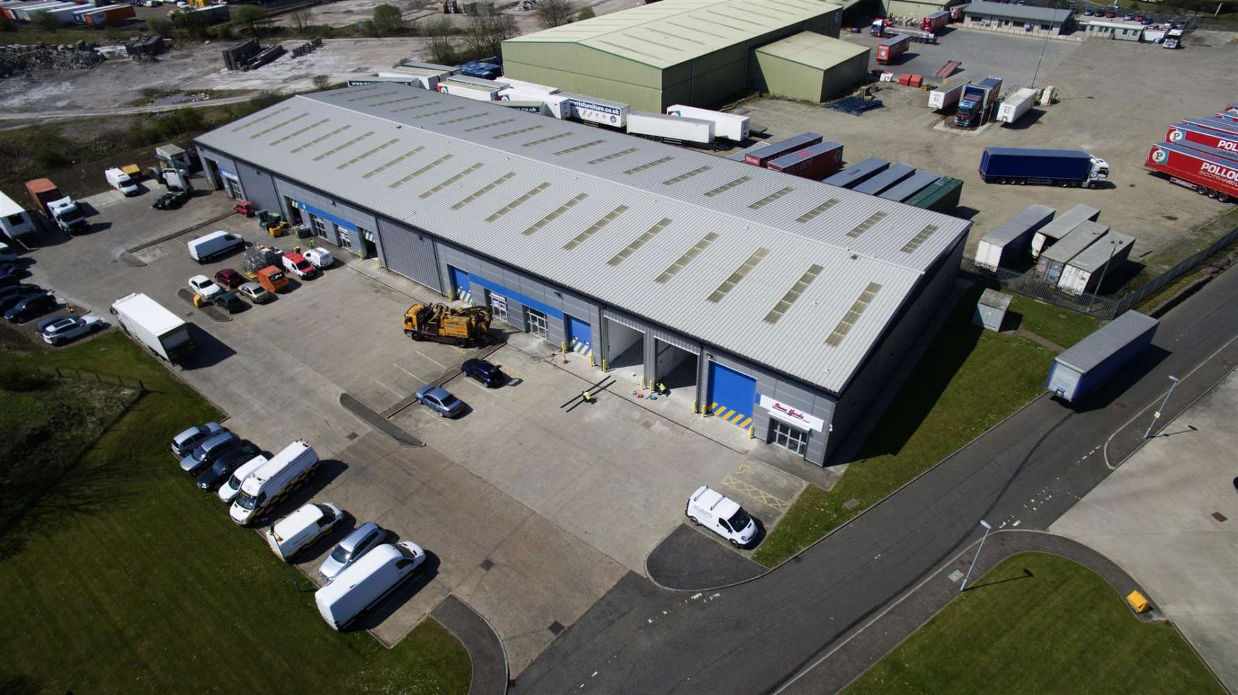 Industrial and logistics Bathgate, EH48 2EQ - Unit 6 Easter Inch Park - 53