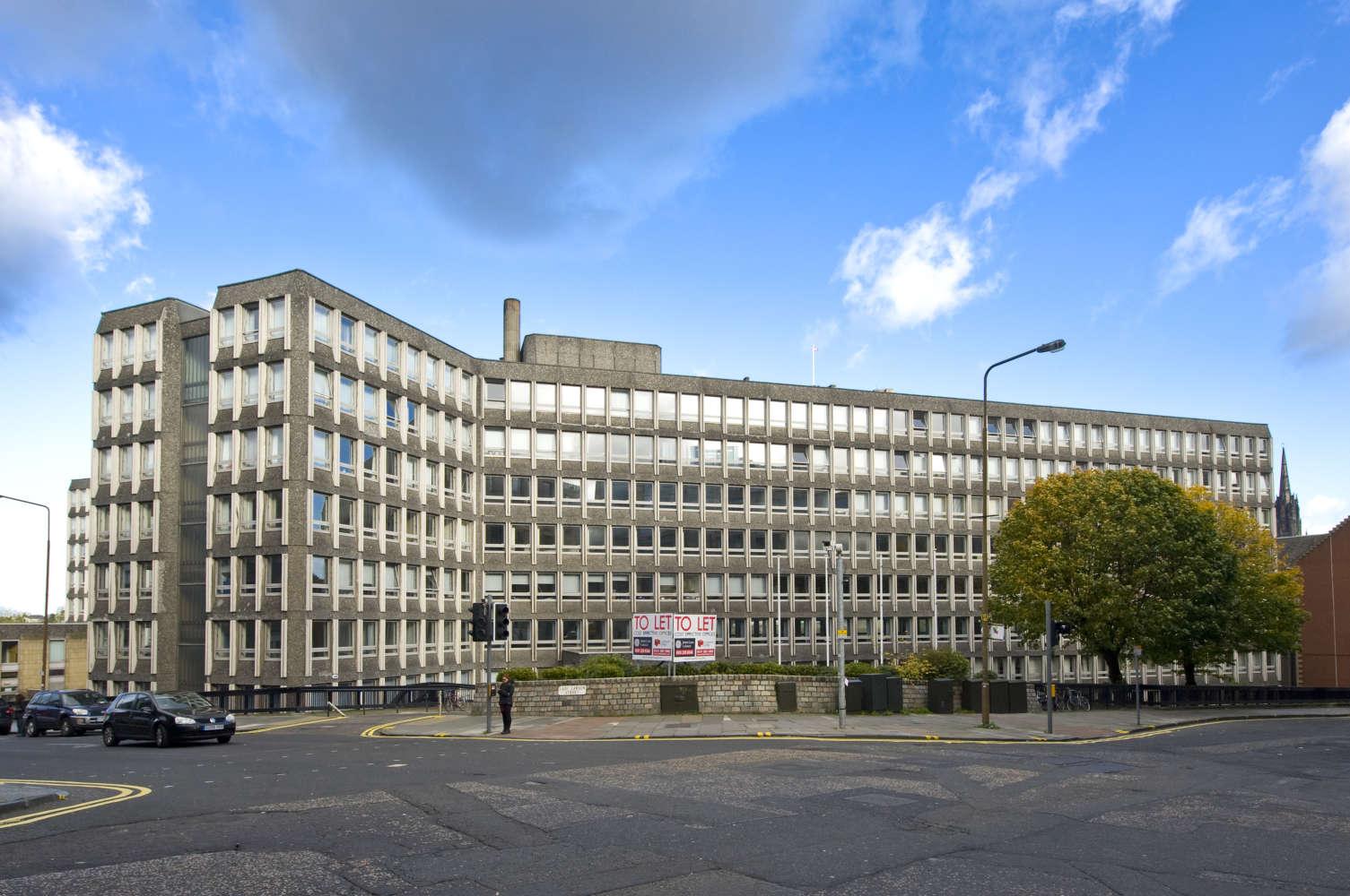 Office Edinburgh, EH3 9DR - Argyle House - 01