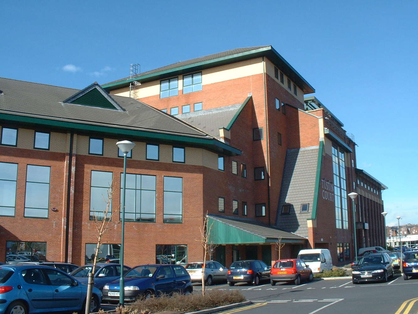 Offices Preston, PR2 2YQ - Tustin Court - 1