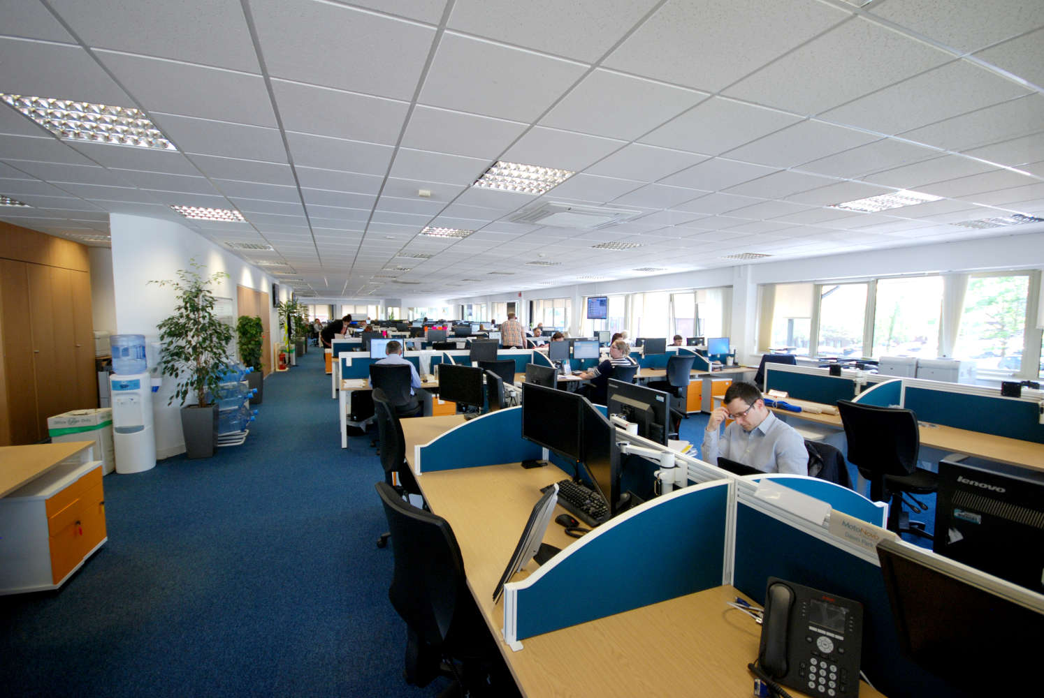 Offices Cardiff, CF14 5GL - Lambourne House - 0127