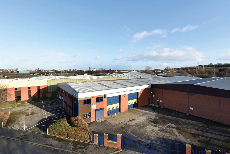 Industrial and logistics Leeds, LS12 6HH - Confederation Park, Unit D - 002