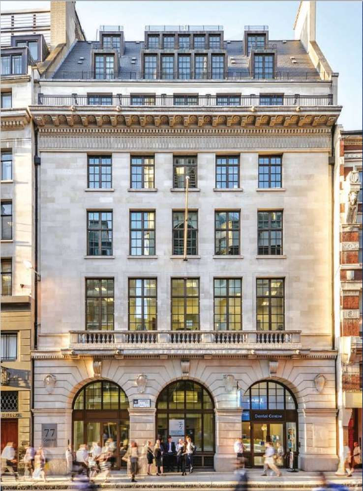 Office London, EC3V 3QQ - 75 - 77 Cornhill - 89091
