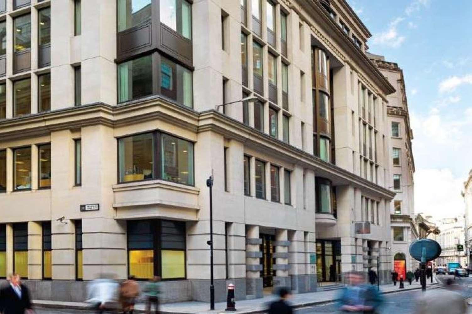 Office London, EC3V 9AH - 21 Lombard Street - 21