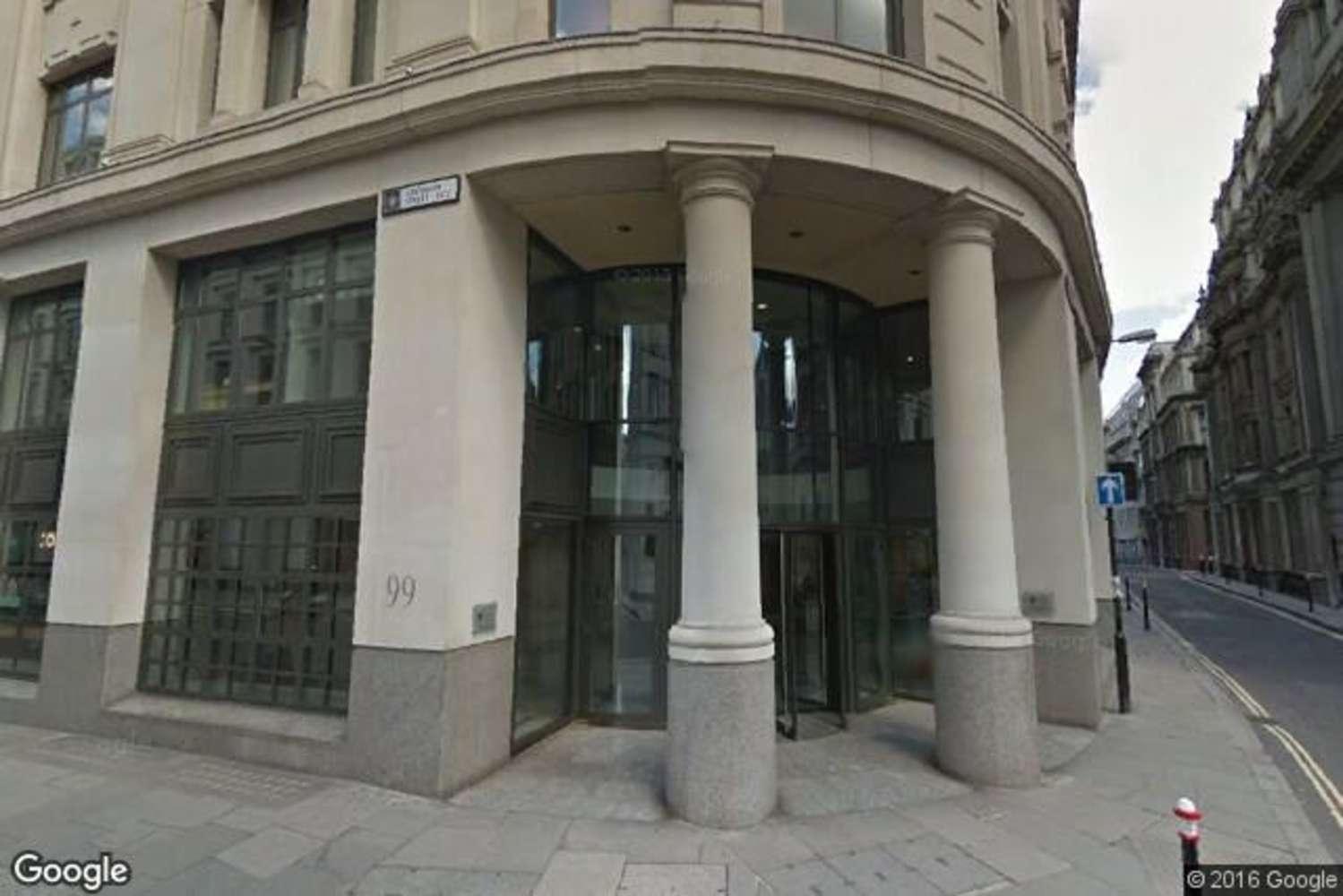Offices London, EC2V 7NG - 99 Gresham Street - 12191