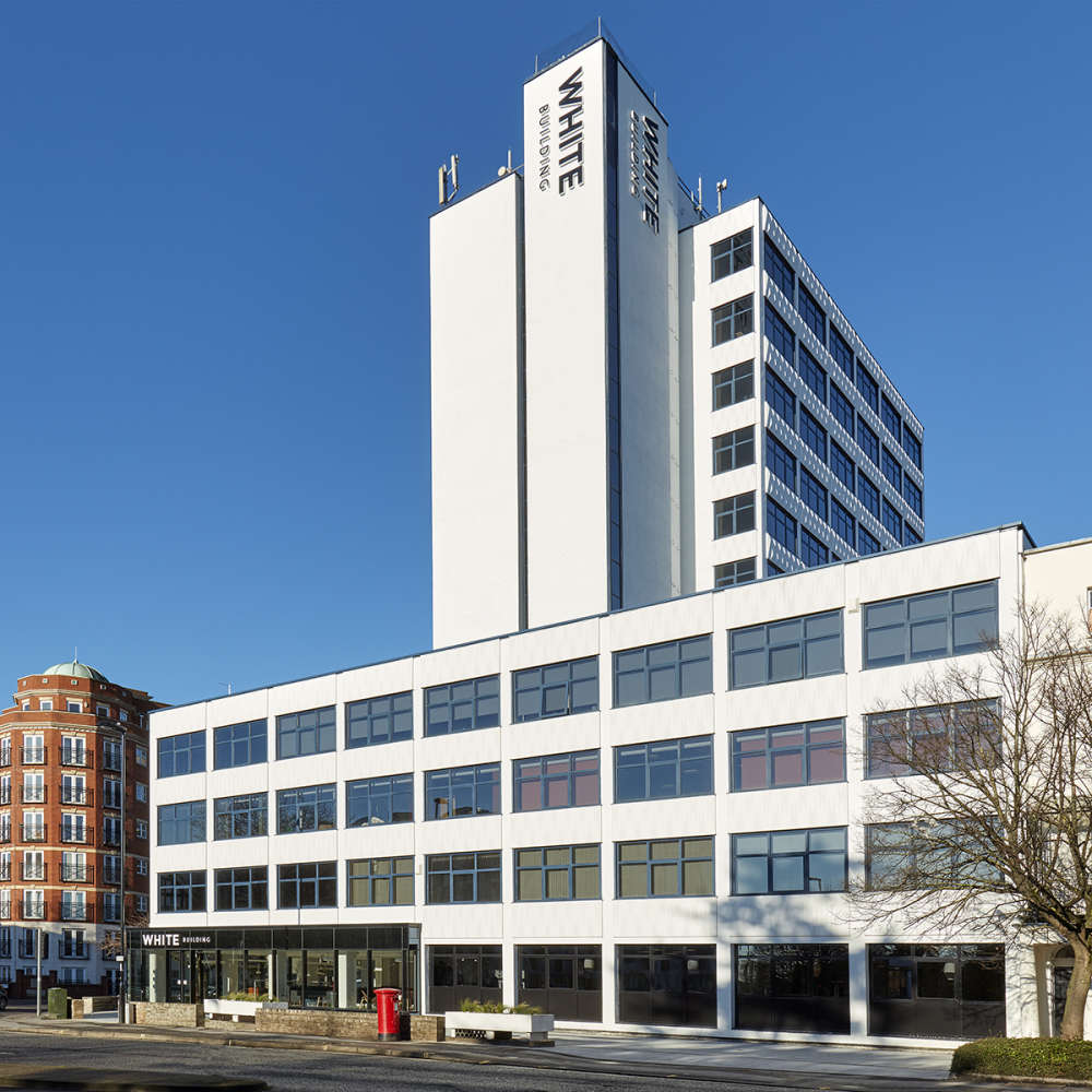 Office Southampton, SO15 2NP - White Building - 57915