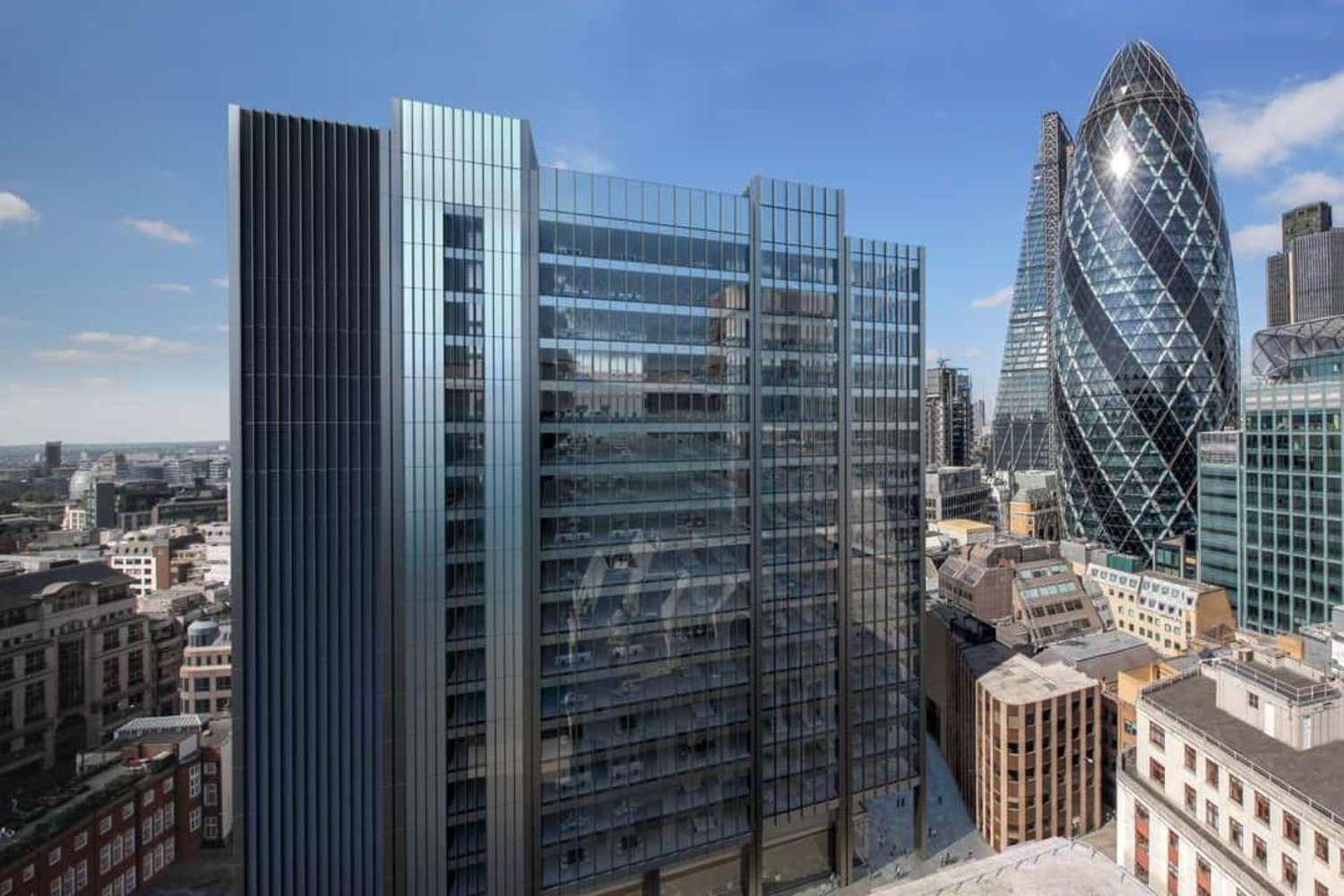 Office London, EC3A 5AY - One Creechurch Place - 15089