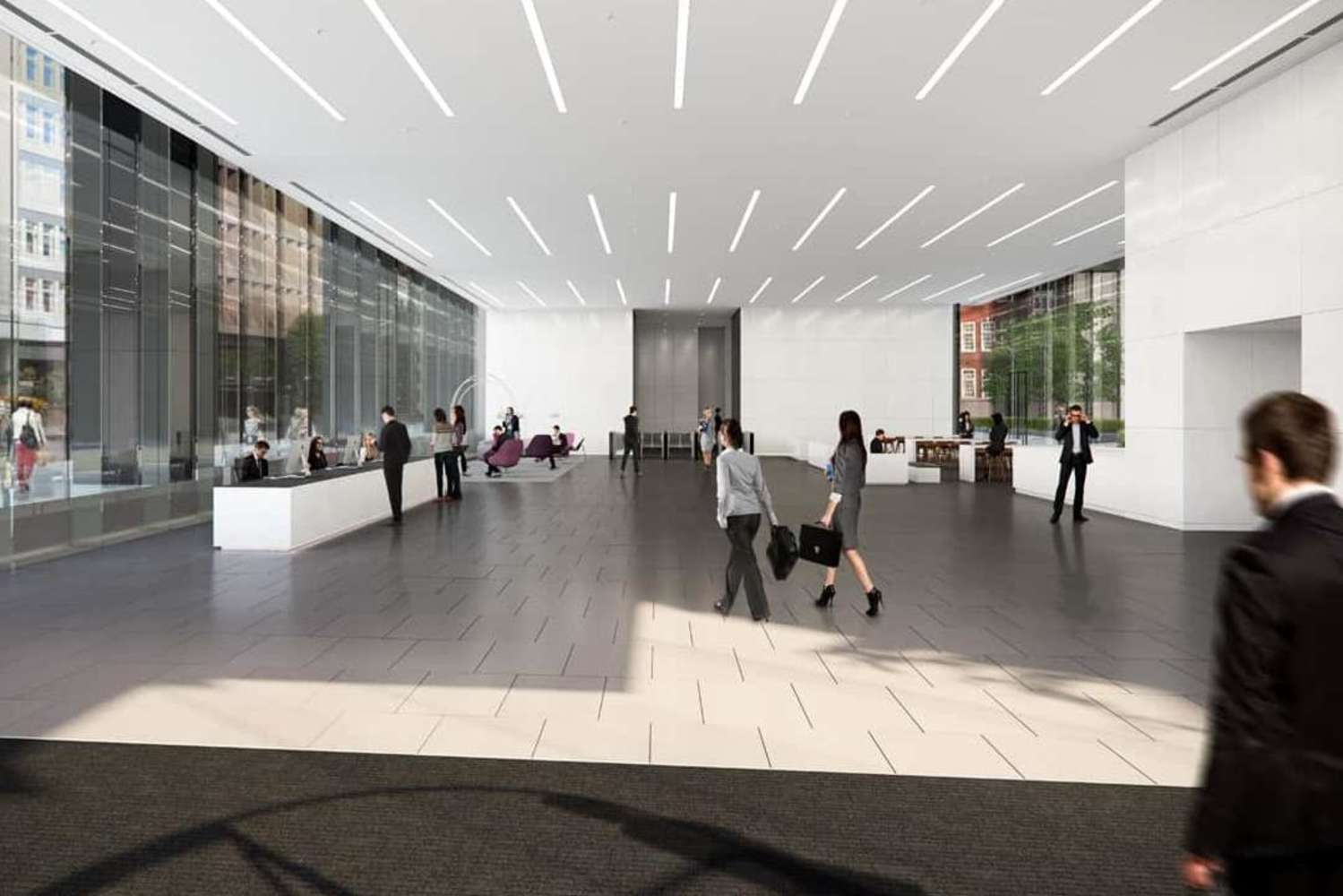 Office London, EC3A 5AY - One Creechurch Place - 15091