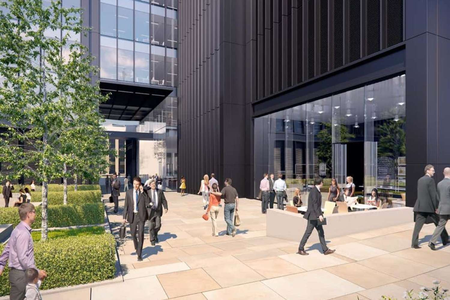 Office London, EC3A 5AY - One Creechurch Place - 15092