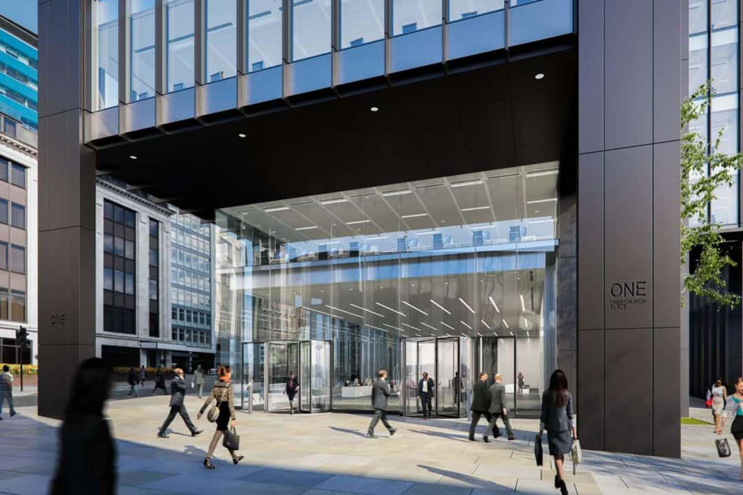 Office London, EC3A 5AY - One Creechurch Place - 15093