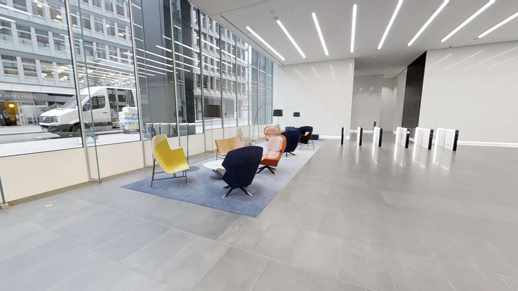 Office London, EC3A 5AY - One Creechurch Place - 8