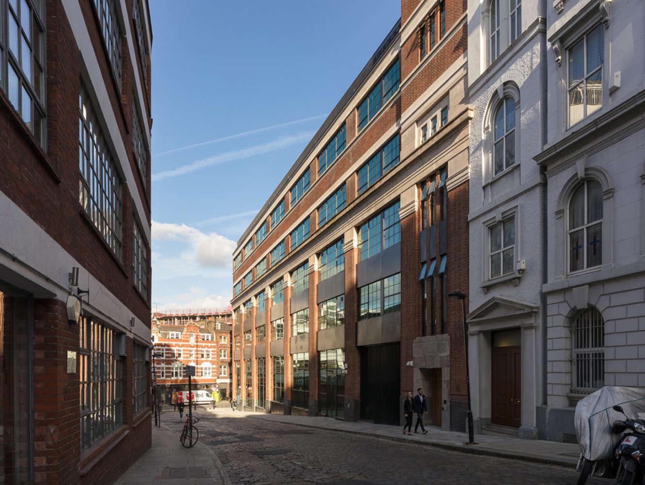 Office London, EC1R 5EN - Herbal House - 10