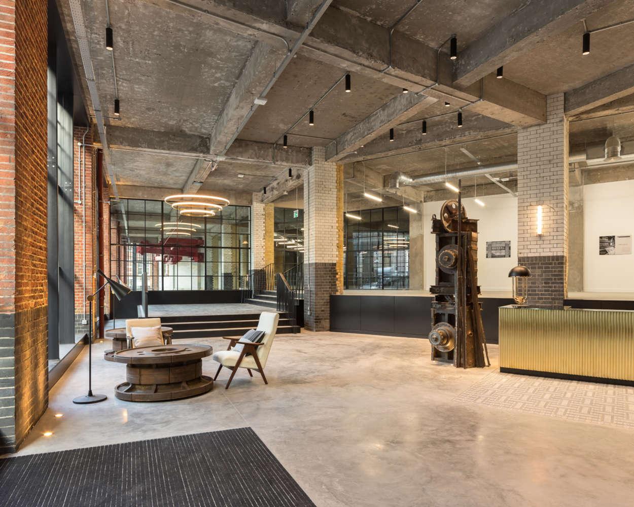 Office London, EC1R 5EN - Herbal House - 1
