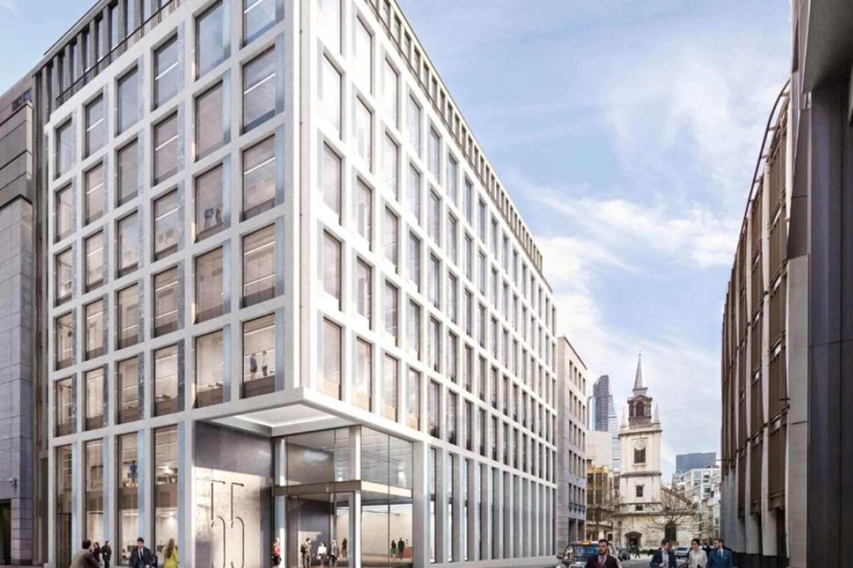 Office London, EC2V 7EL - 55 Gresham Street - 22863