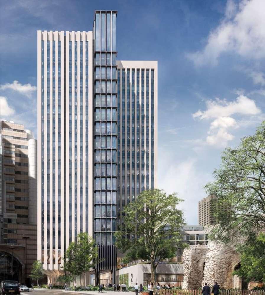 Office London, EC2Y 5DA - 2 London Wall Place - 2