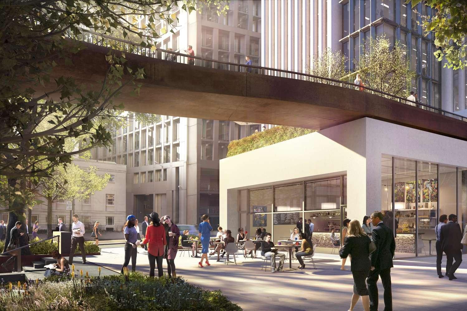Office London, EC2Y 5DA - 2 London Wall Place - 2703173
