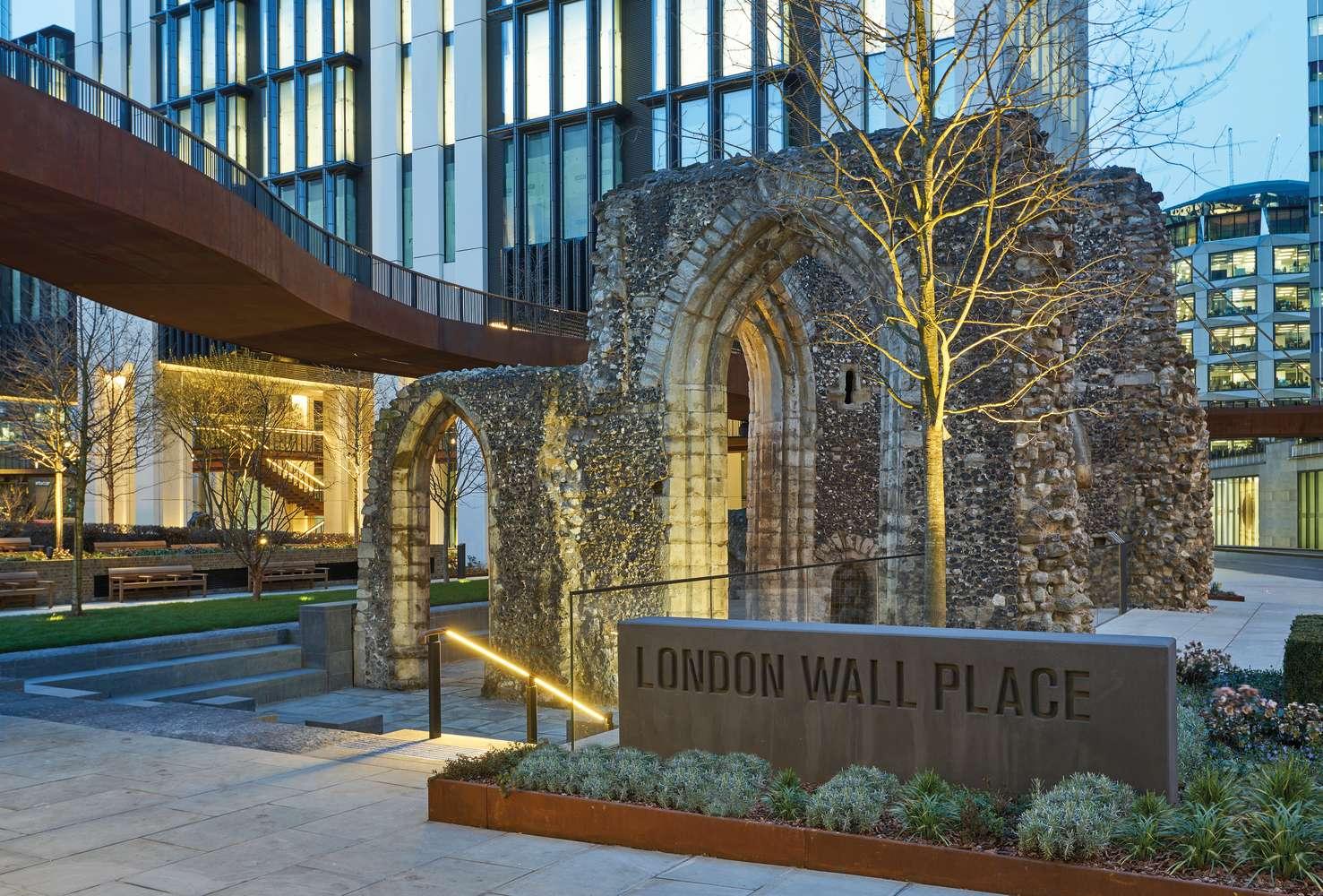 Office London, EC2Y 5DA - 2 London Wall Place - 0061