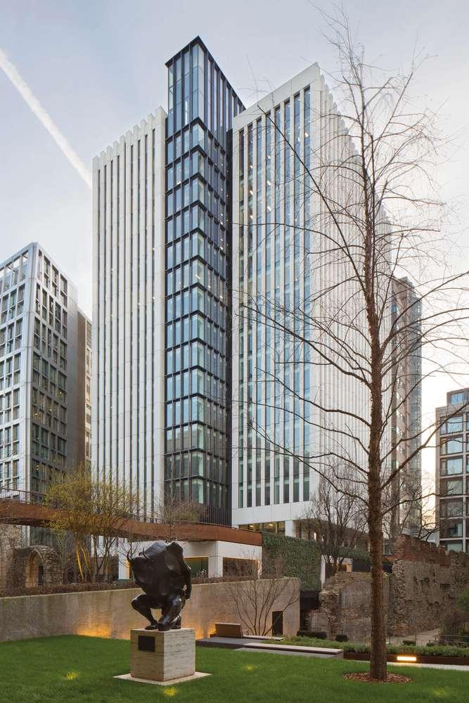 Office London, EC2Y 5DA - 2 London Wall Place - 3844