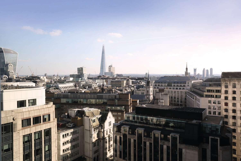 Office London, EC2Y 5DA - 2 London Wall Place - 3721