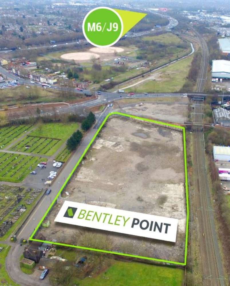 Industrial Darlaston, WS10 8NA - Bentley Point - 2