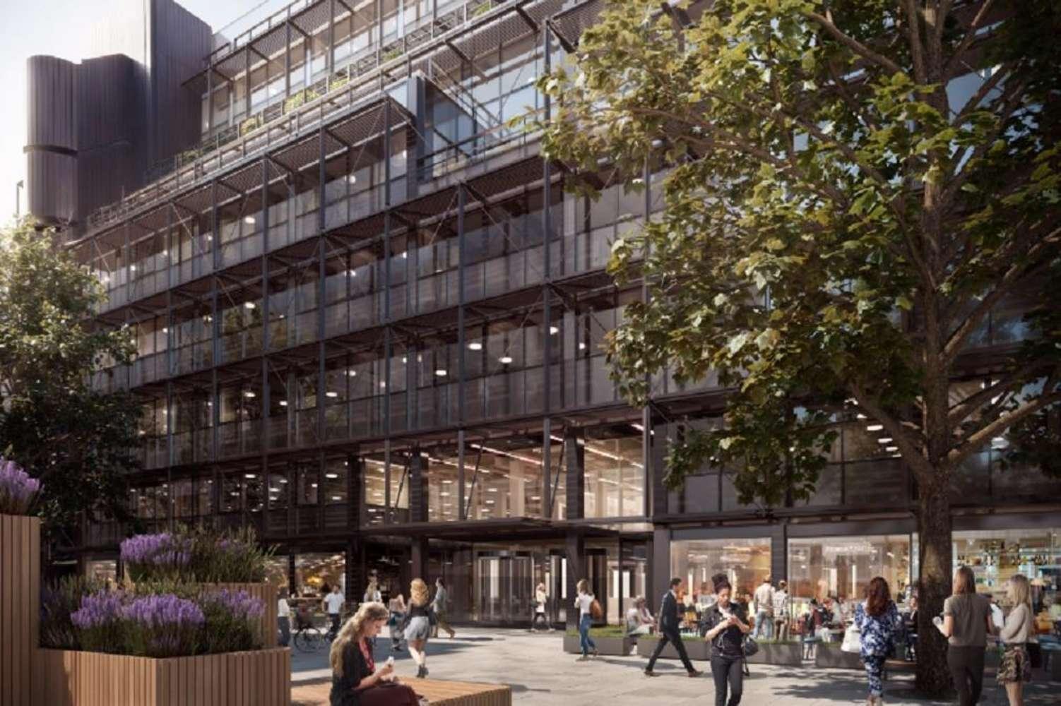 Office London, EC2M 2PP - 1 Finsbury Avenue - 5