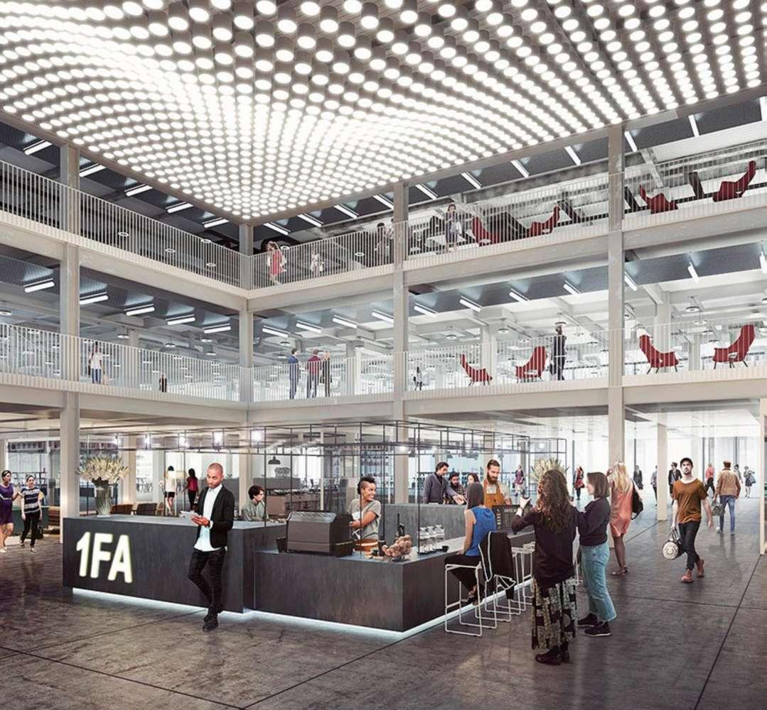 Office London, EC2M 2PP - 1 Finsbury Avenue - 2