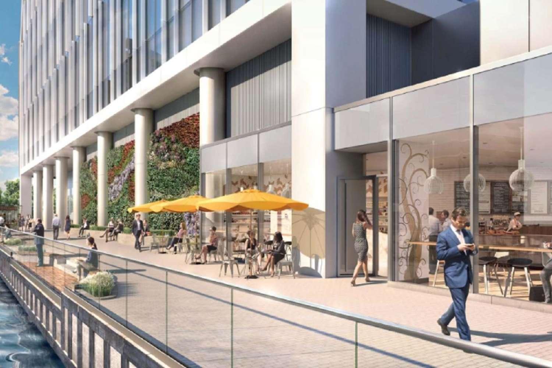 Office London, E14 4BG - 5 Bank Street - 2