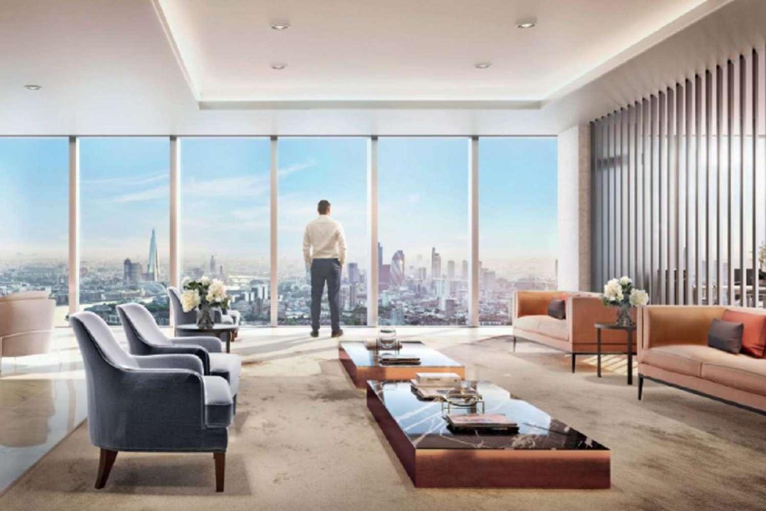 Office London, E14 4BG - 5 Bank Street - 6