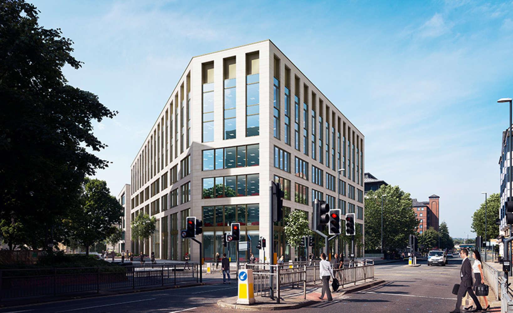 Office Leeds, LS1 4AP - 3 Wellington Place - 1