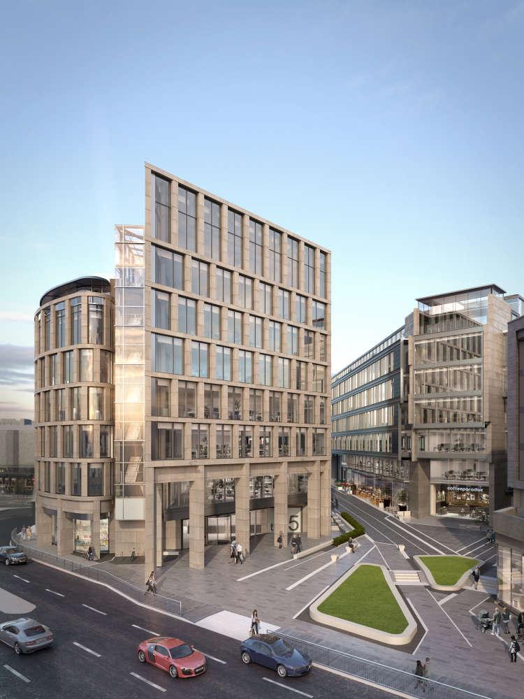 Offices Edinburgh, EH3 8DT - Haymarket 5 - 1