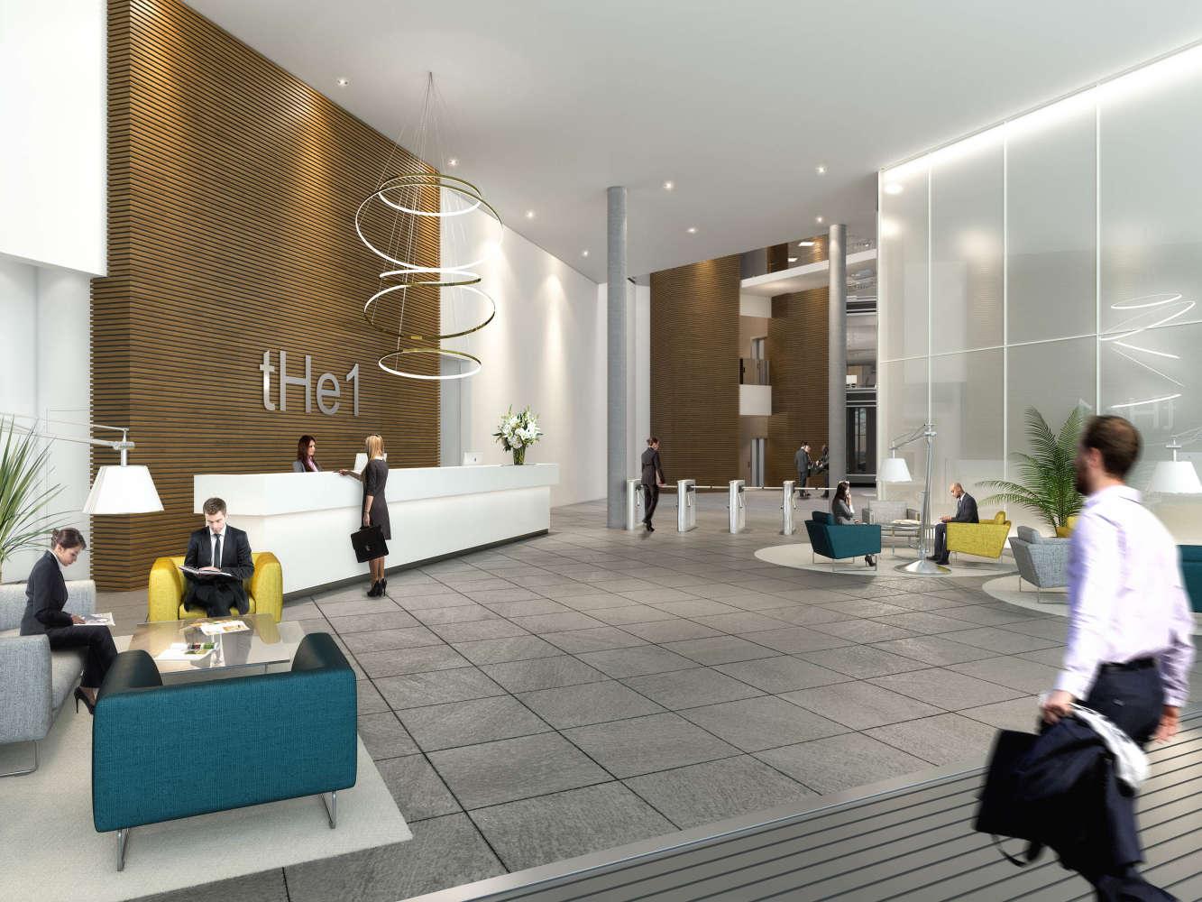Offices Edinburgh, EH3 8DT - Haymarket 5 - 2