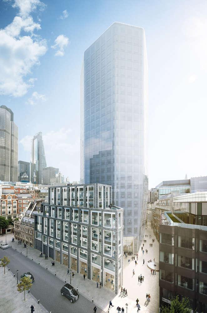 Office London, EC2R 7EQ - One Angel Court - 22939
