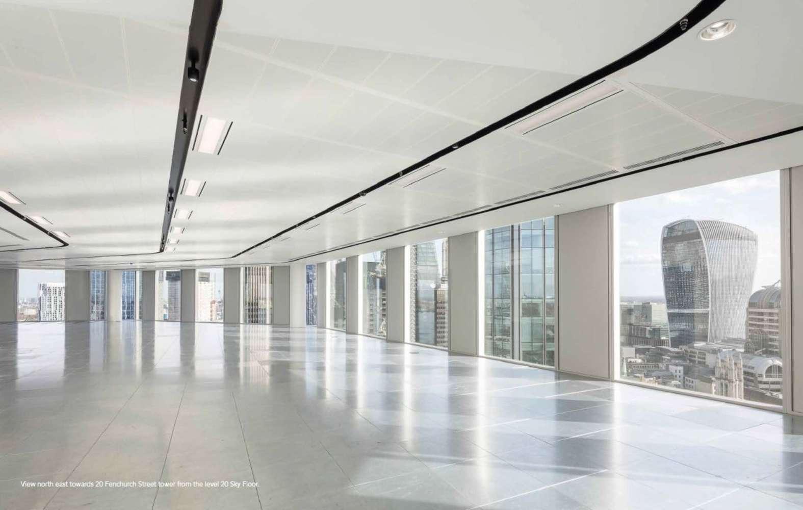 Office London, EC2R 7EQ - One Angel Court - 20