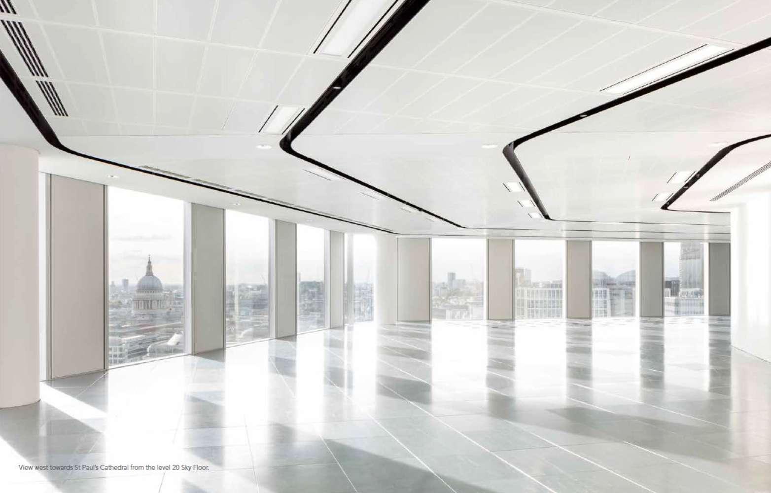 Office London, EC2R 7EQ - One Angel Court - 2