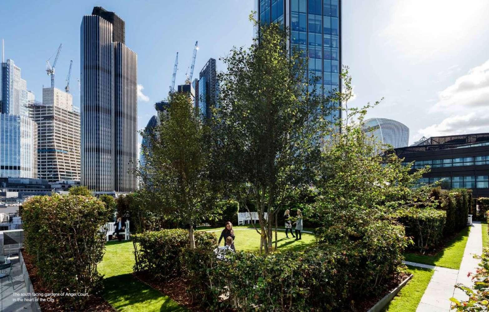 Office London, EC2R 7EQ - One Angel Court - 64055